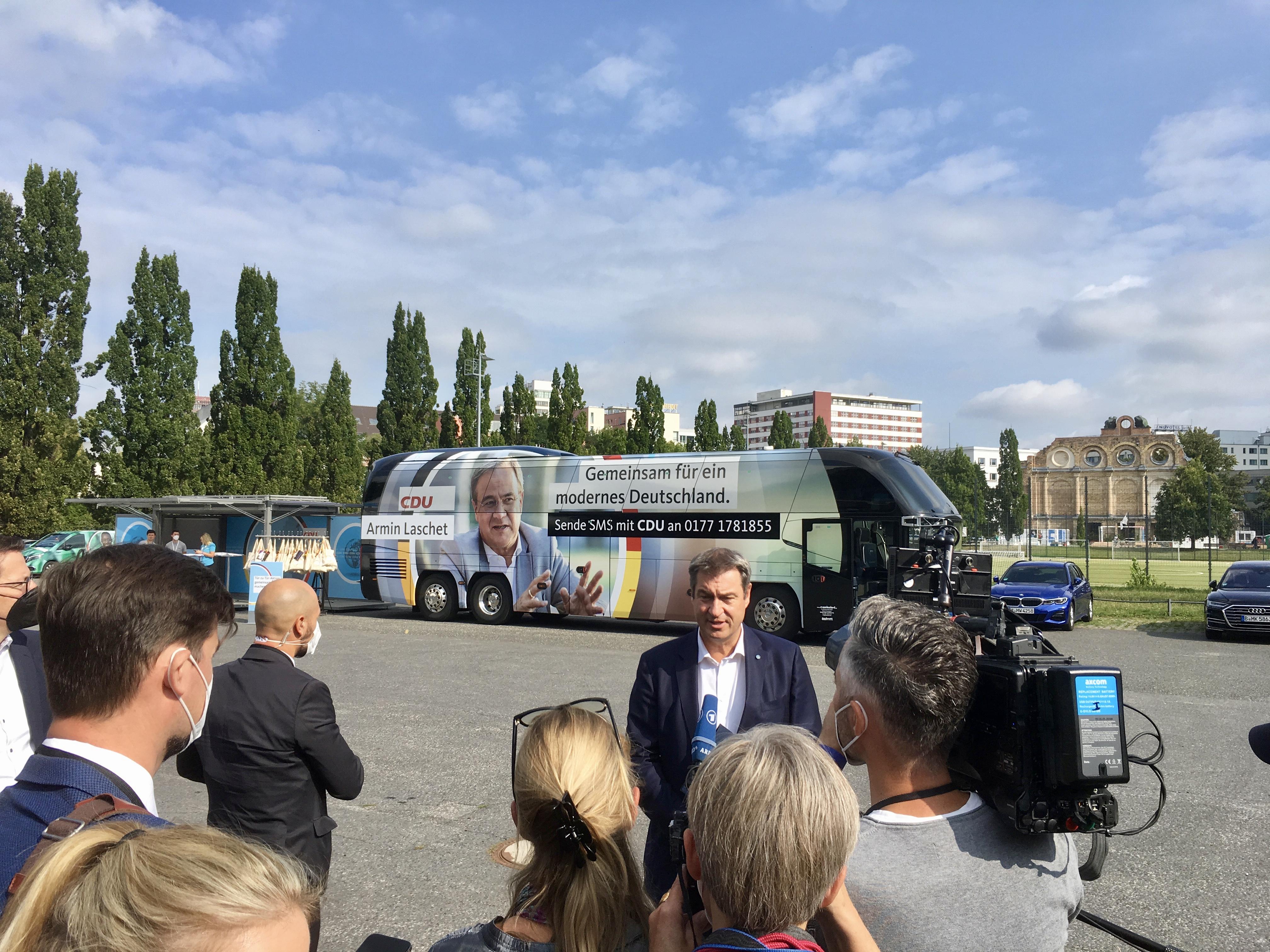 Wahlkampfauftakt_bundestagswahl_2021