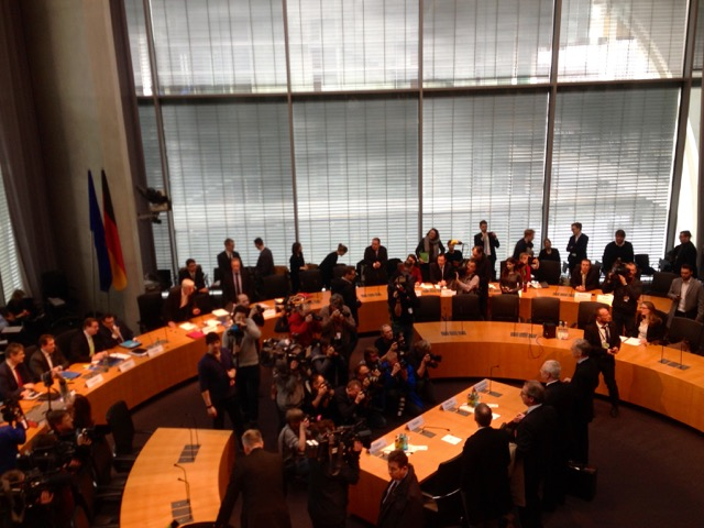 VW-Untersuchungsausschuss