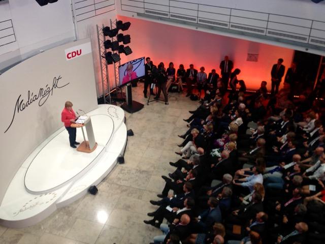 CDU-Medianight 2015
