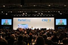 Merkel auf CSU-Parteitag 2012