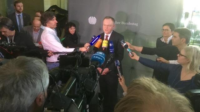 Stephan Weil (SPD), Ministerpräsident von Niedersachsen nach dem VW-Untersuchungsausschuss